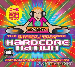 Hardcore Nation 2018 Unmixed